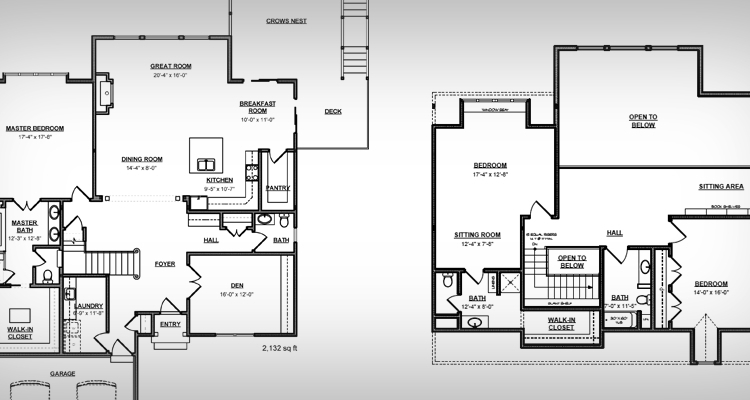Vacation Rental Interior Floor Plans Interior Floor